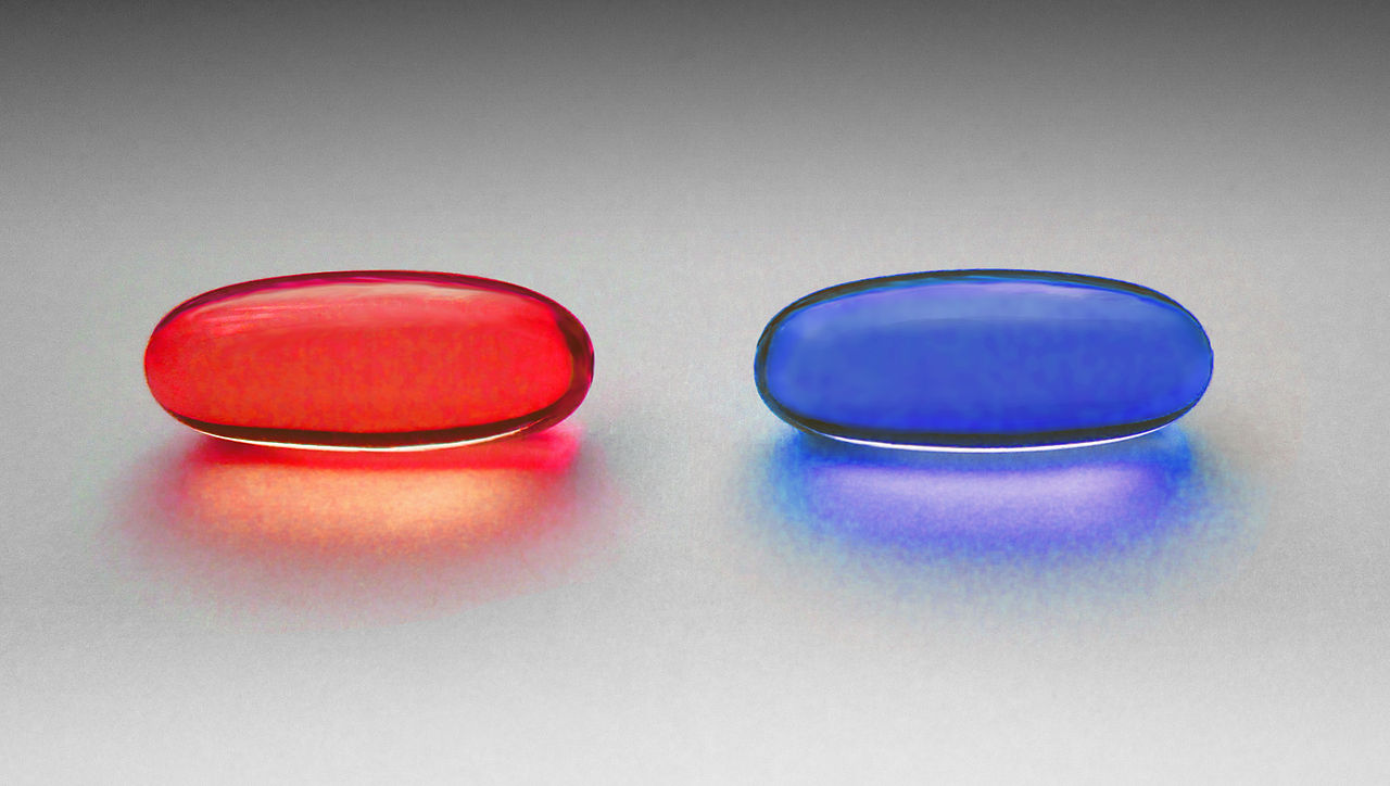 Red_and_blue_pill wikimedia commons men's rights activists sad