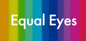 Equal Eyes, UNAIDS, logo, news, rainbow, LGBT, LGBTQIAA, LGBTQ, queer, gay, lesbian, bisexual, transgender