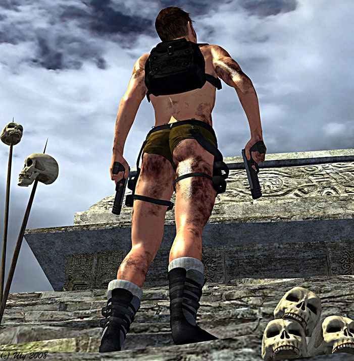 Male Tomb Raider 13