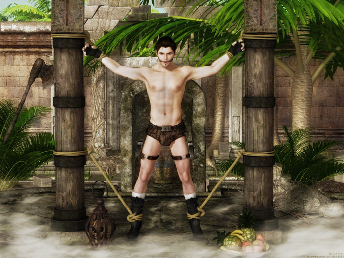 Male Tomb Raider 11