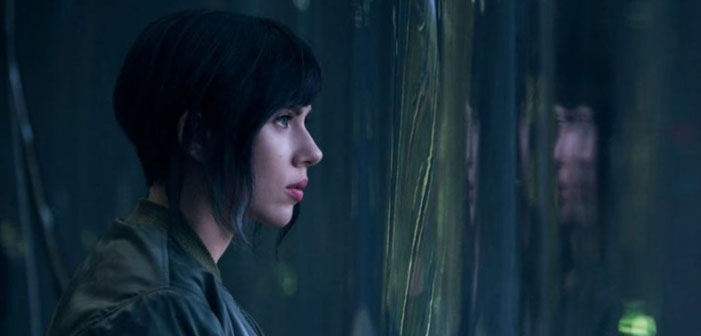 Scarlett Johansson, Ghost in the Shell, Motoko Koyanagi, film, movie, manga, anime, whitewashing