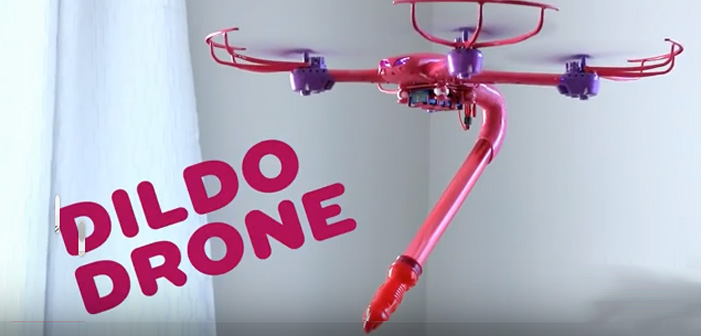 dildo drone, video, helicopter, comedy, video