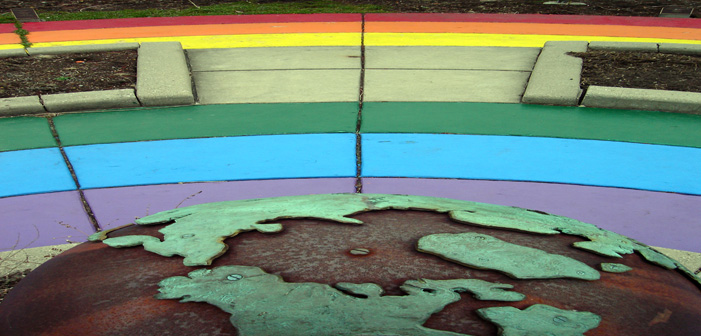 world, gay, LGBT, queer, lesbian, bisexual, art, photo, rainbow, Pride, international