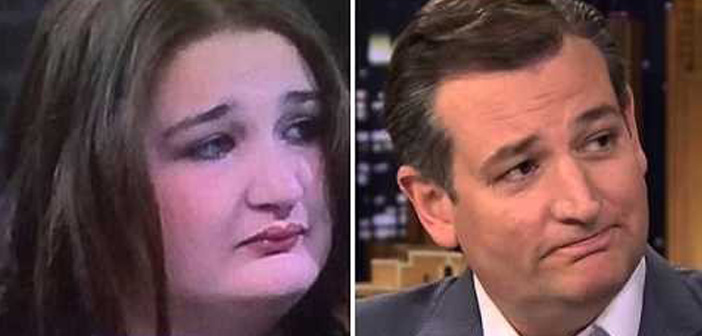 Ted Cruz Lookalike Woman Gets $10,000 For Porn Gig