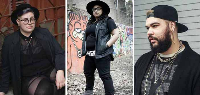 qwear, queer fashion, lgbtq, lgbt, gay, clothes, plus size, androgyny