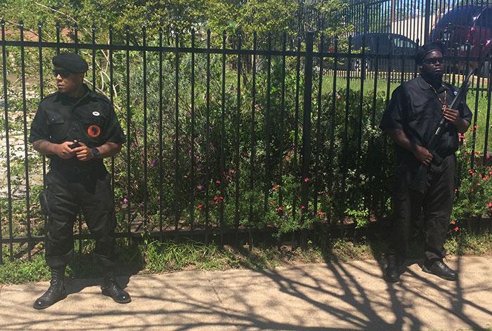 Huey P. Newton Gun Club, Black, armed, guns, Dallas, Nation of Islam's Muhammed Mosque #48