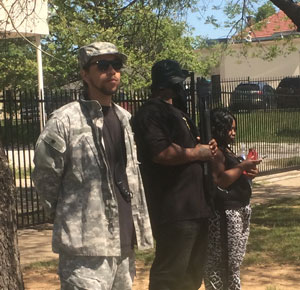 Huey P. Newton Gun Club, Black, armed, protest, counter protest, protestors, mosque, Dallas