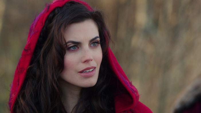 Once Upon A Time, TV, ABC, Ruby, Little Red Riding Hood