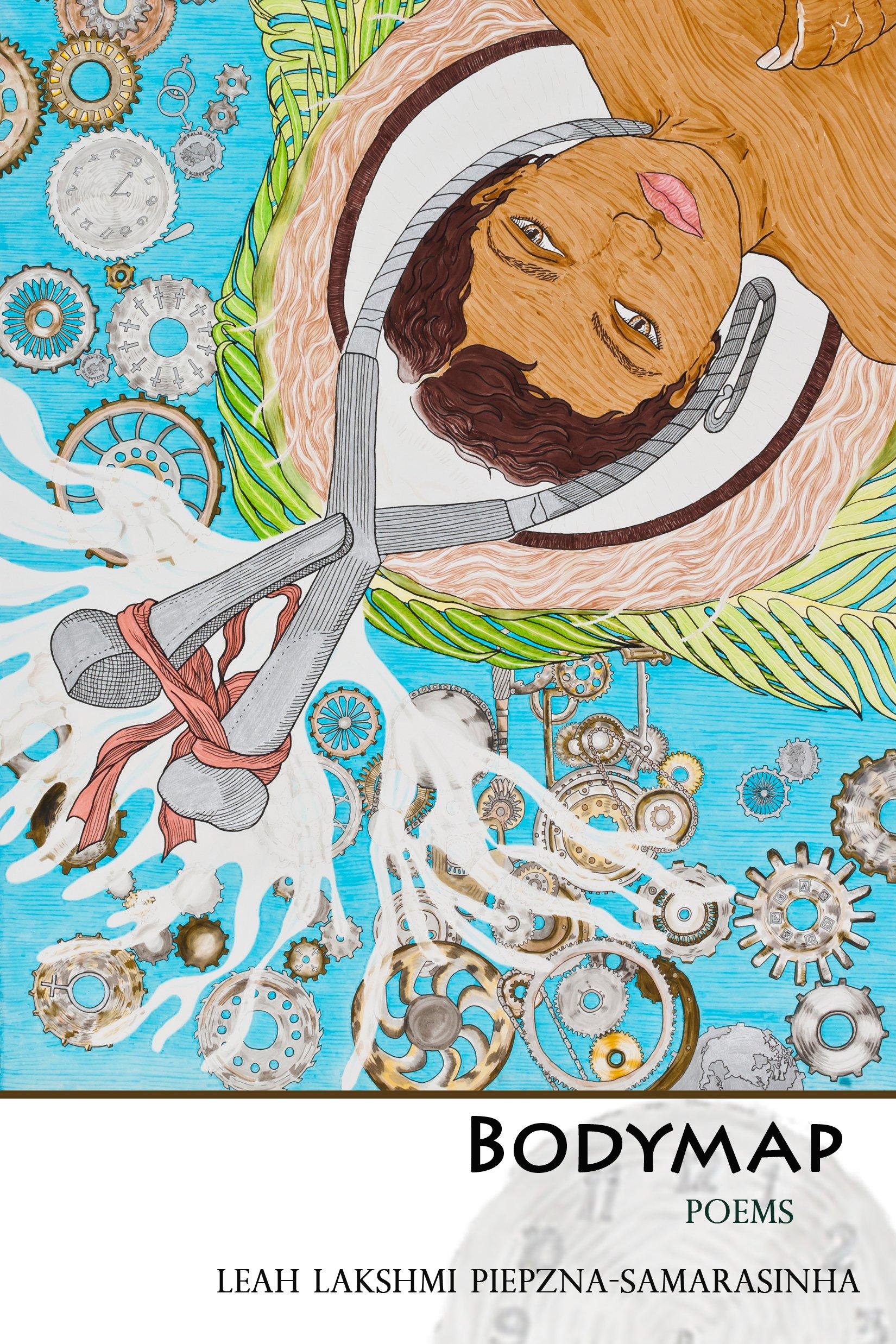 Bodymap by Leah Lakshmi Piepzna-Samarasinha