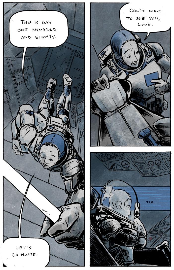 Relativity by Beck Kramer, page 20