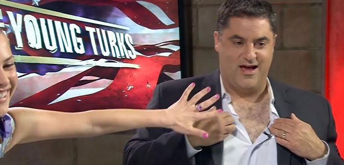 The Young Turks, Cenk Uygur, news, programs, shows, TV, politics