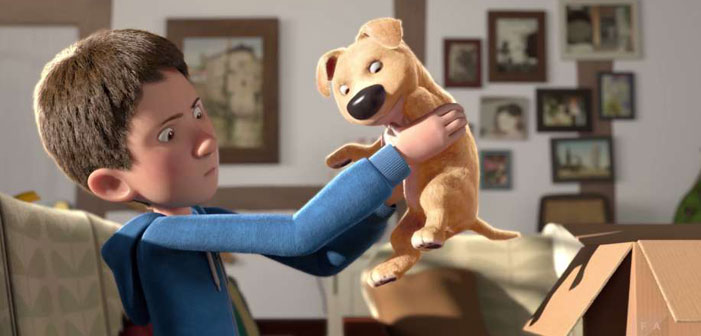 This Animated Short About A Disabled Puppy Melted Disney And Pixar's Hearts