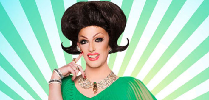 Robbie Turner, RuPaul's Drag Race, drag queen, woman, white, LOGO, season eight, RPDR8, RPDR