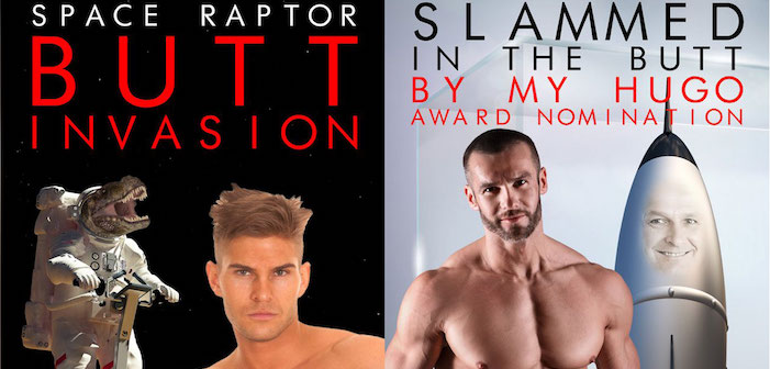 Hugo-Nominated Chuck Tingle Is The Hero We Need