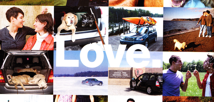 5 Things We Learned From Subaru's '90s LGBTQ Ads