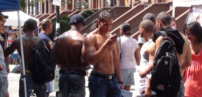 harlem pride, post-gayborhoods, lgbtq,gay, travel