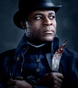 Sembene, Penny Dreadful, season one, season two, black character