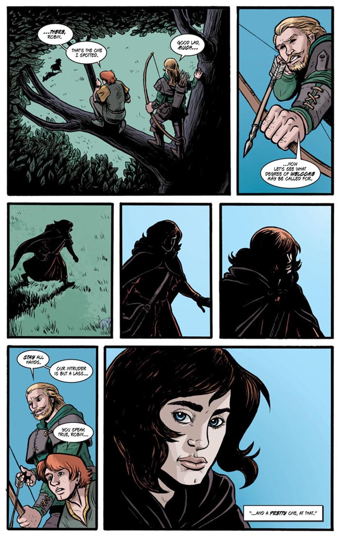 Merry Men, page 7
