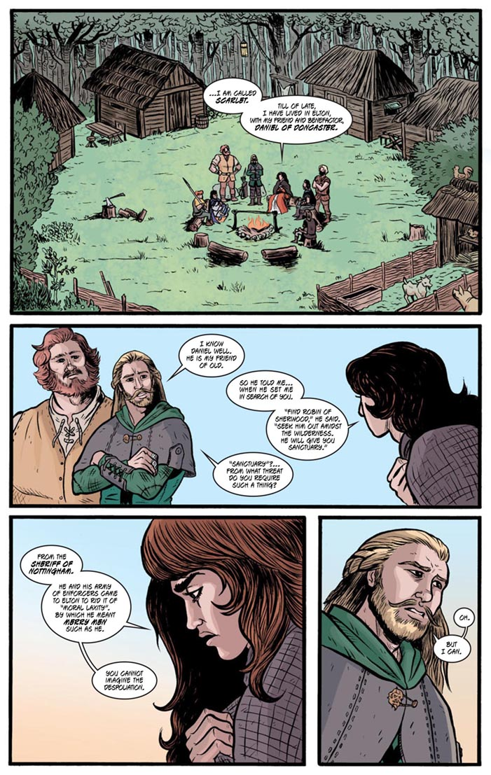 Merry Men, page 8