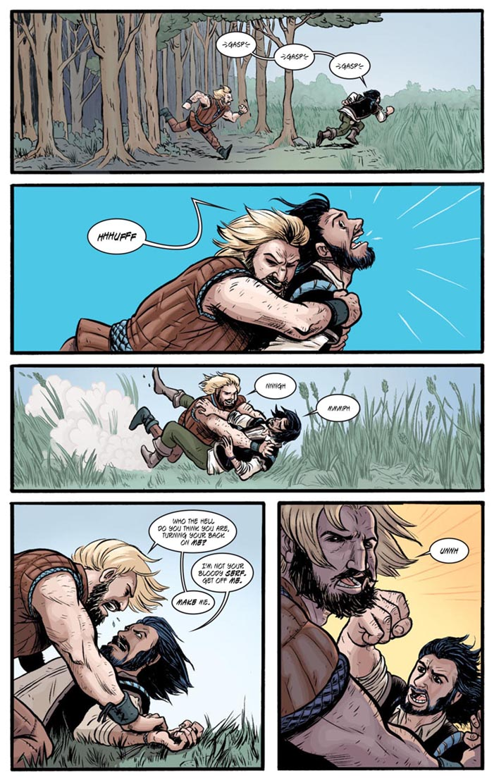 Merry Men, page 4
