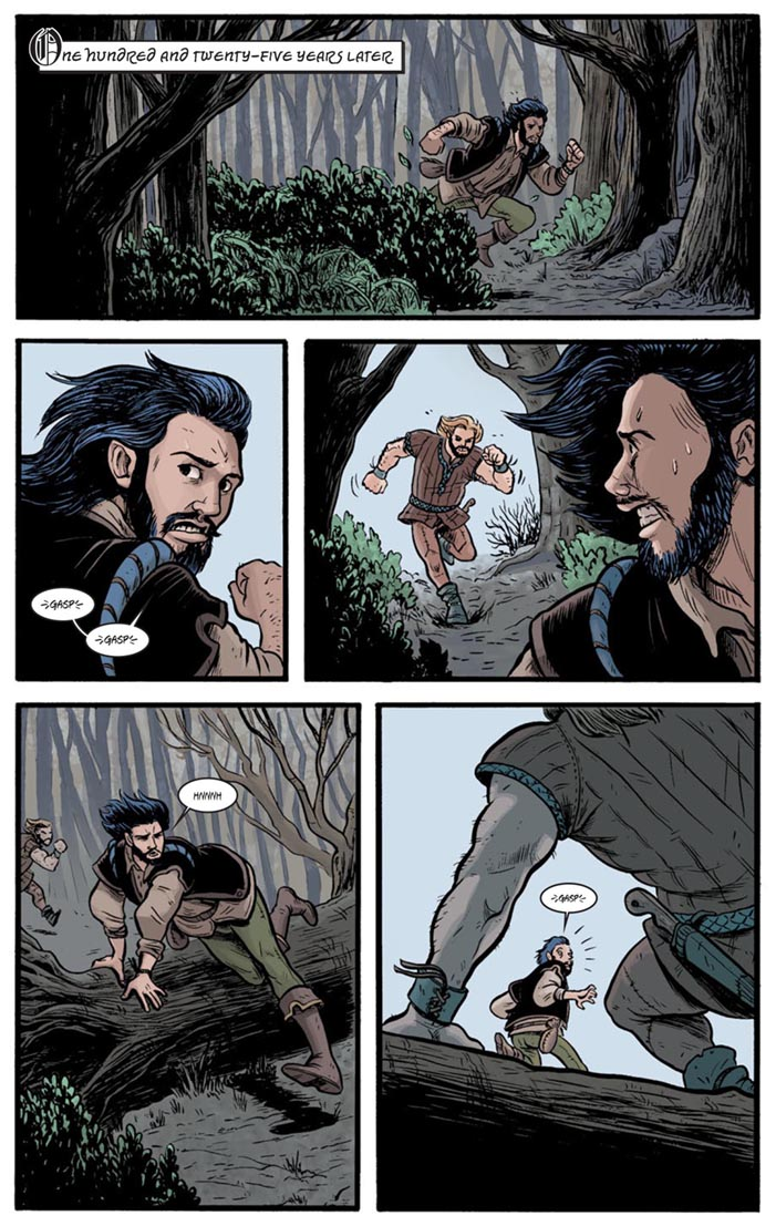 Merry Men, page 3