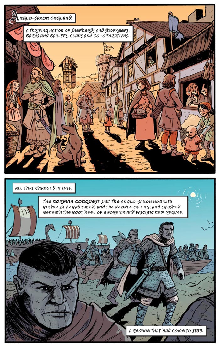 Merry Men, page 2