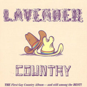 Lavender Country, country music, Pat, Patrick Haggerty, gay country, music, queer, LGBT, hats, cowboy, rainbow