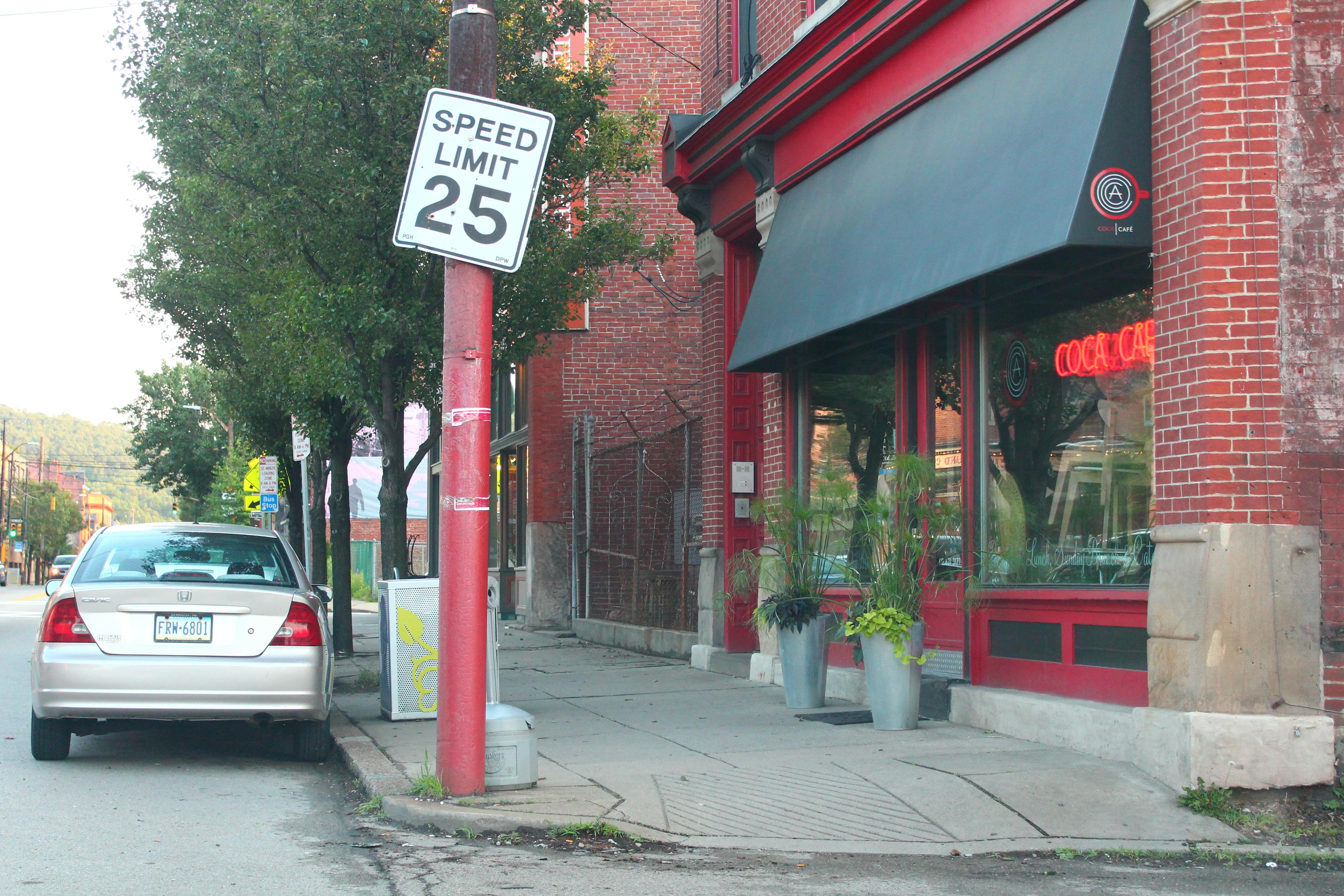 Coca Cafe, Lawrenceville, Pittsburgh, Pennsylvania, post-gayborhood