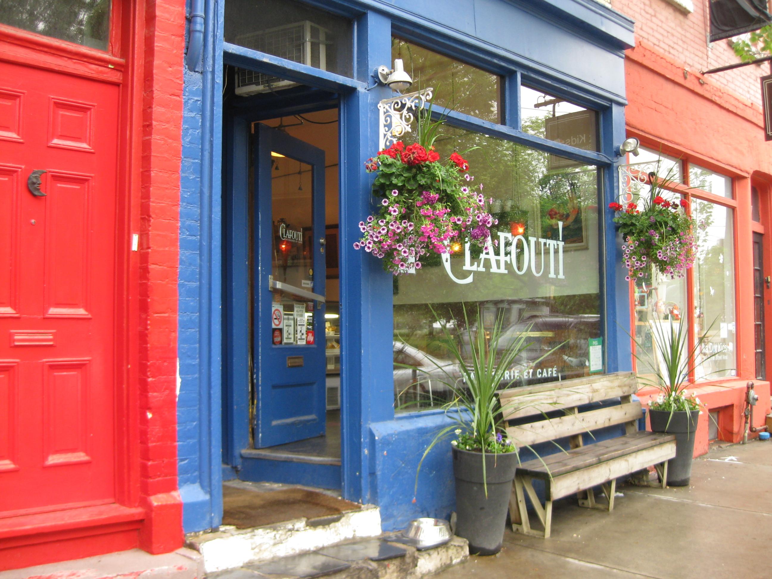 Clafouti, Queen Street West, Queen West, Toronto, Ontario, Canada, Post-Gayborhoods