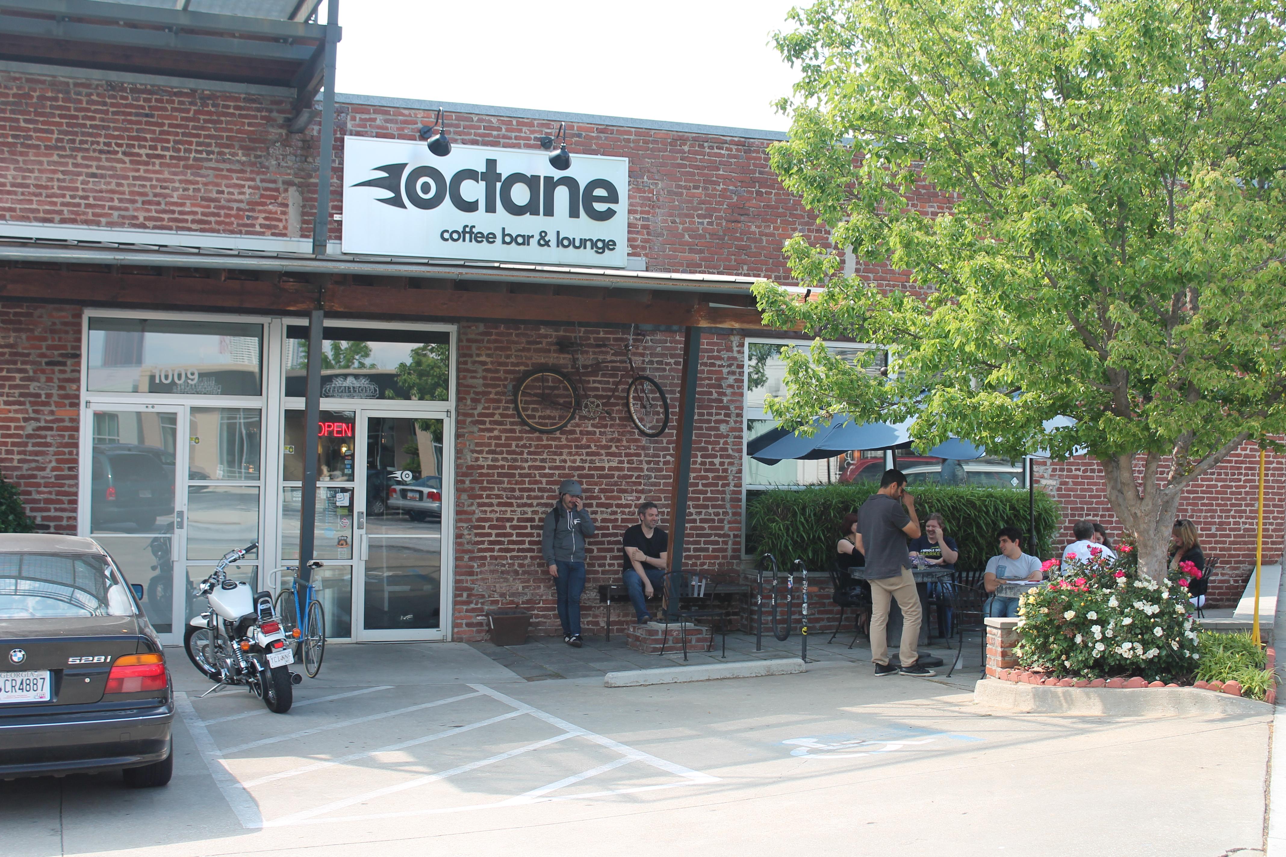 Octane Coffee, Atlanta, Georgia, Hotlanta, Post-Gayborhoods