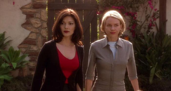 Rita, Betty, lesbian, Mulholland Drive, David Lynch, film, movie