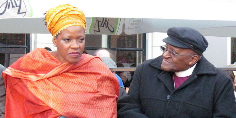 Mpho Tutu, Desmond Tutu, Marriage Equality, Same-Sex Marriage