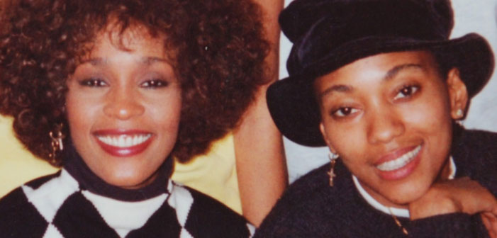 Whitney Houston Was Totally Bi, Polyamorous And Making Out With Her Personal Assistant