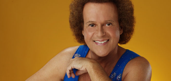 Richard Simmons, fitness, exercise, transitioning, female, woman, transgender, trans, woman