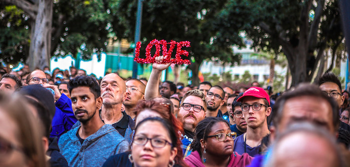 PHOTOS: A Gallery Of Orlando Vigils Around The World