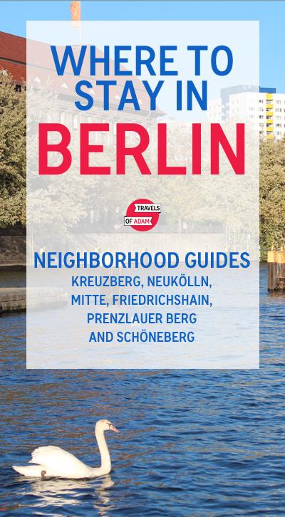 berlin, neighborhood guide, gay berlin, gay germany