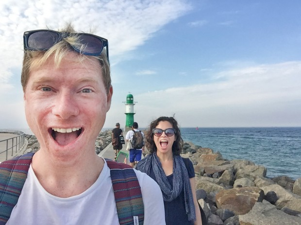 Every Day Adventures – this time, taking a day to go up to the Ostsee beach for a spur-of-the-moment day trip from Berlin