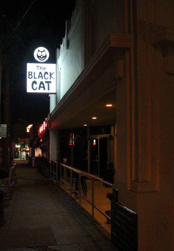 black cat, silver lake, la, los angeles, california, post-gayborhoods