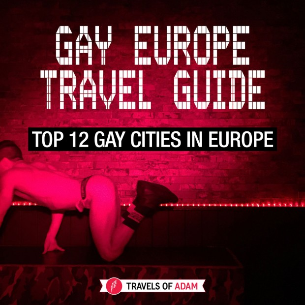 travels of adam, gay europe, travel guide, lgbt travel