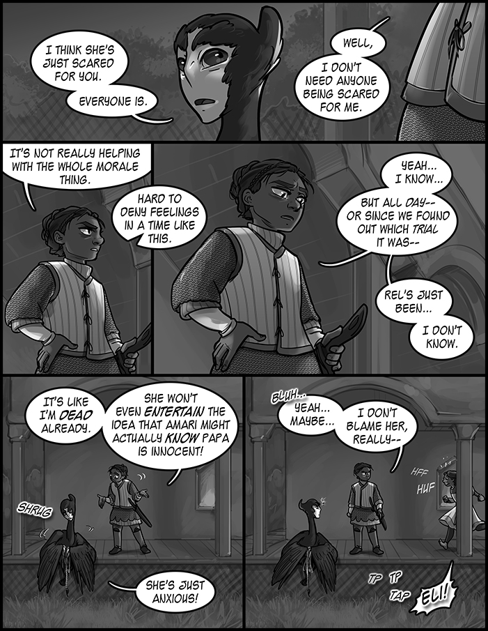 Trial of the Sun: chapter 3, page 58