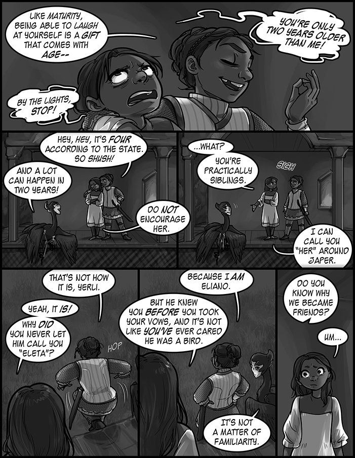 Trial of the Sun: chapter 3, page 60