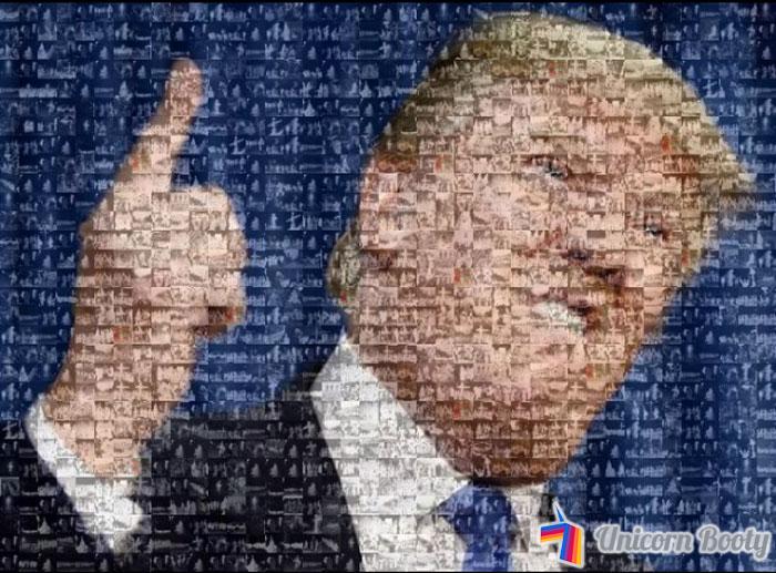 Donald Trump, racist, racism, KKK, Ku Klux Klan
