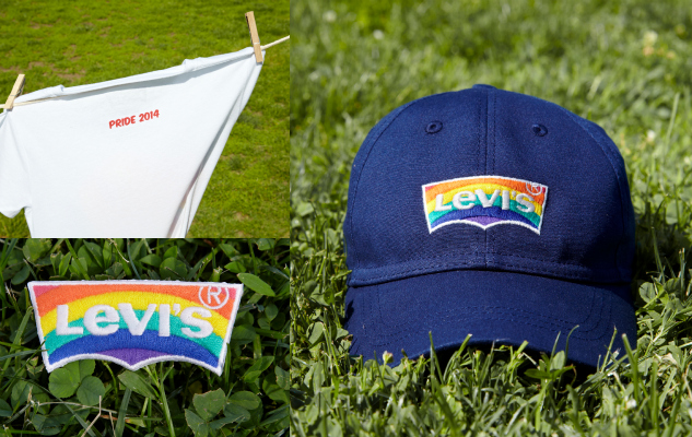 levi's, pride, 2014, gay pride, fashion