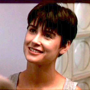 Demi Moore, ghost