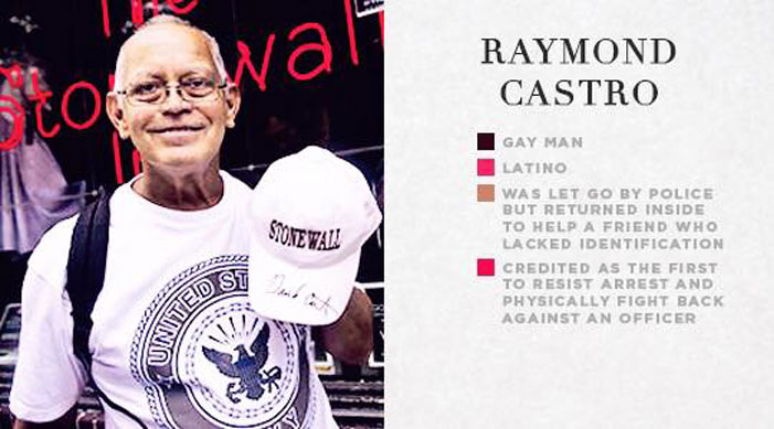 stonewall veterans, survivors, pictures, photos, pic, infographics, LGBT, gay, lesbian, trans, sex worker, Raymond Castro