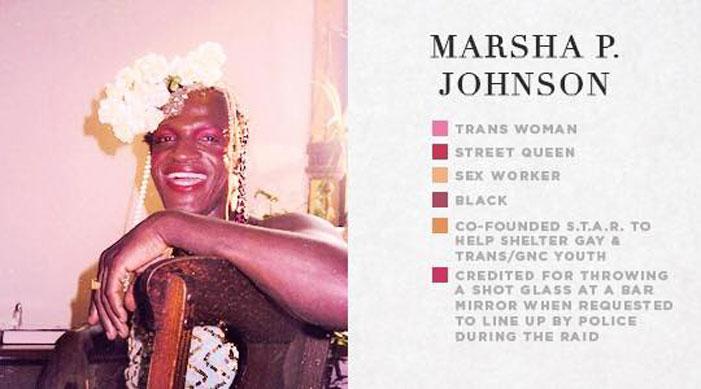 stonewall veterans, survivors, pictures, photos, pic, infographics, LGBT, gay, lesbian, trans, sex worker, Marsha P. Johnson