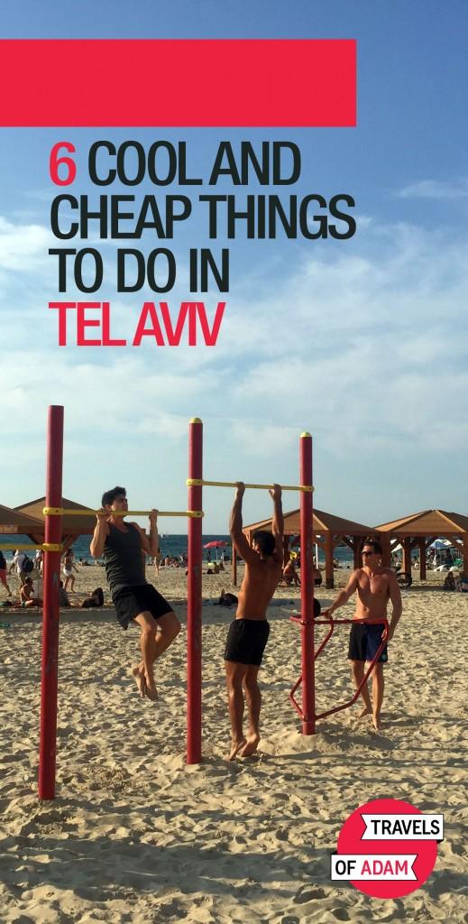 tel aviv, israel, travel, cheap