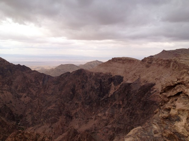 Top of the World Viewpoint, Petra, Jordan