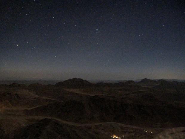 Mount Sinai, Egypt