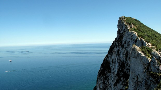 Gibraltar, rock, spain